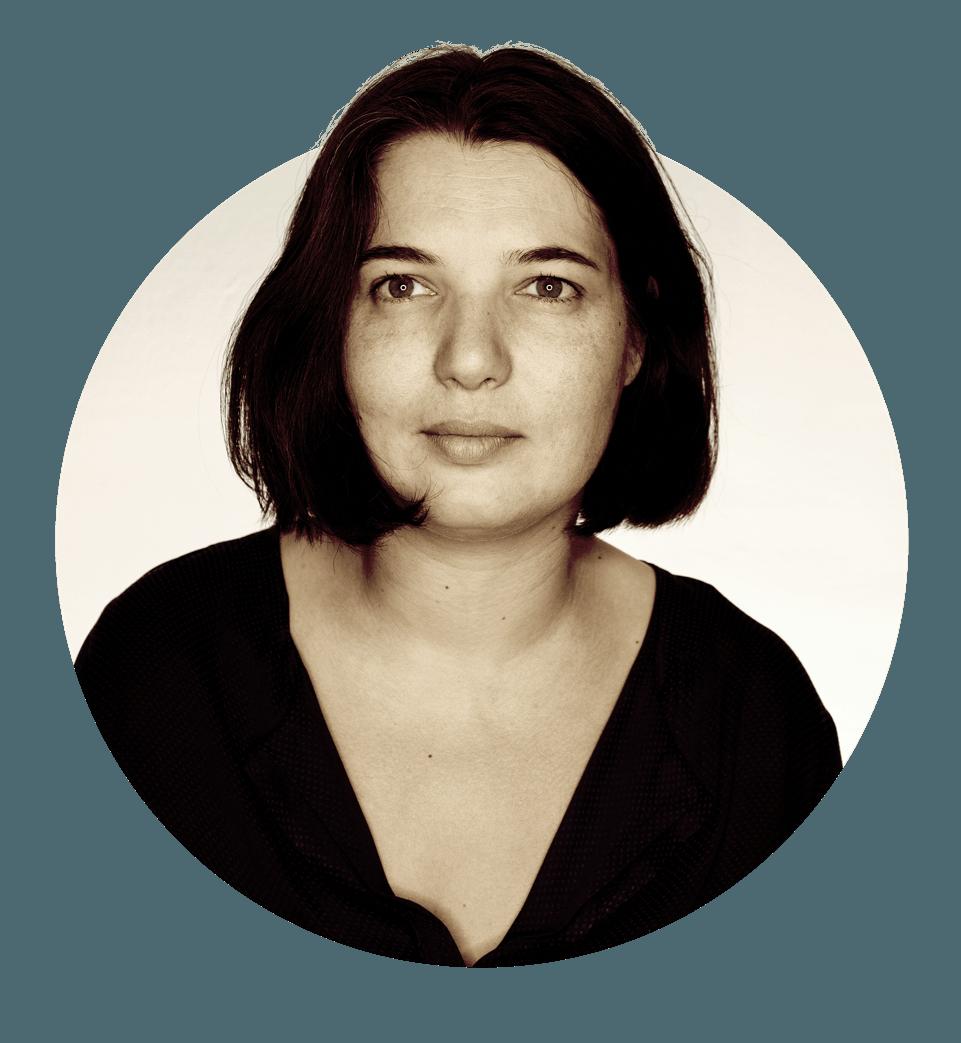 Portrait de Elodie Thiebaut - Maël Joanas