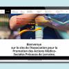 Le site de L'APAMS sur Desktop